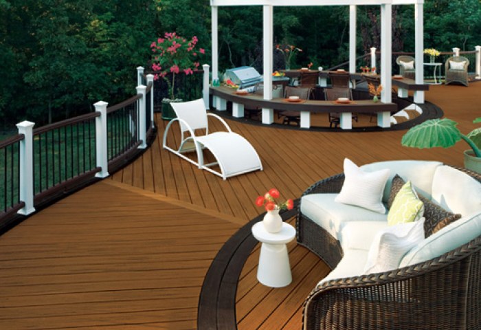 Take Your Deck to the Next Level with these Five Deck Design Ideas