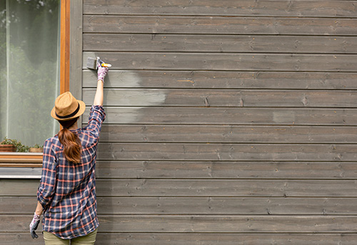 Tips for Painting Your Home's Exterior